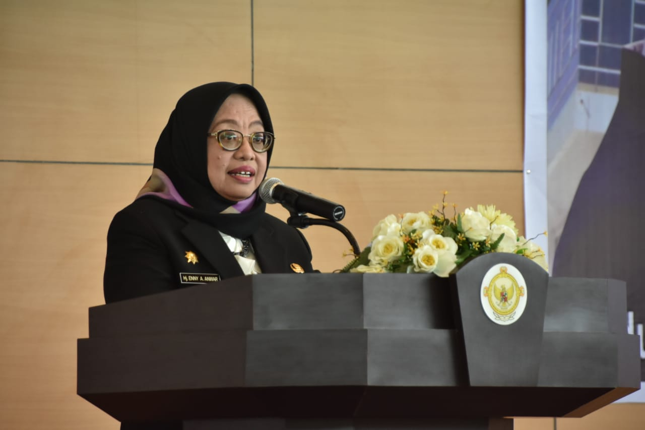 Enny Harap Alih Tugas Jabatan Tingkatkan Kinerja BPK Di Sulbar