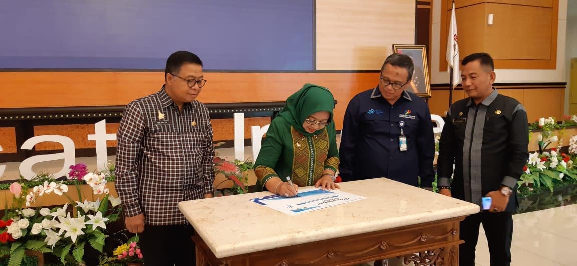 Wakil Gubernur Sulbar Canangkan Sensus Penduduk 2020