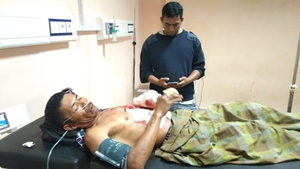 Kabid Humas Polda Sulbar: Polisi Selidiki Kasus Ledakan Perahu di Pulau Battoa Polman.