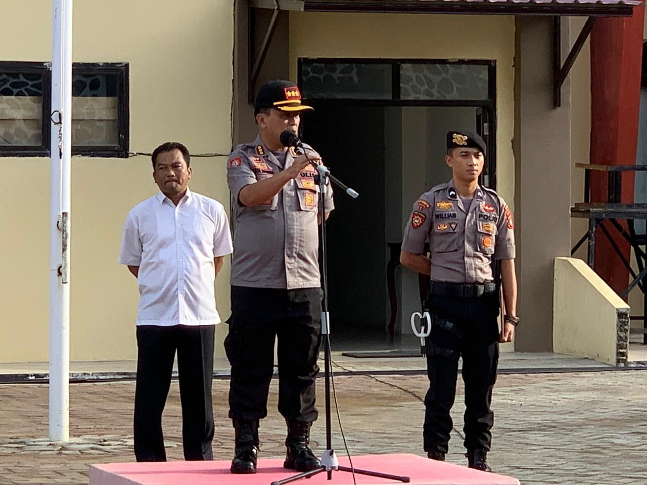 Wakapolda Sulbar : Kembali ke Jati Diri Sebagai Polri.