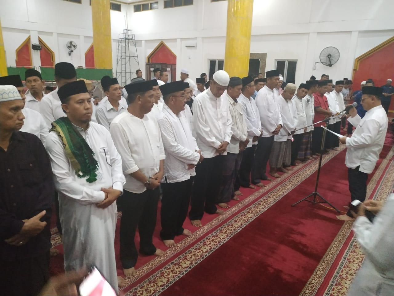 DMI Kalukku Bertugas Ajak Ummat ke Masjid