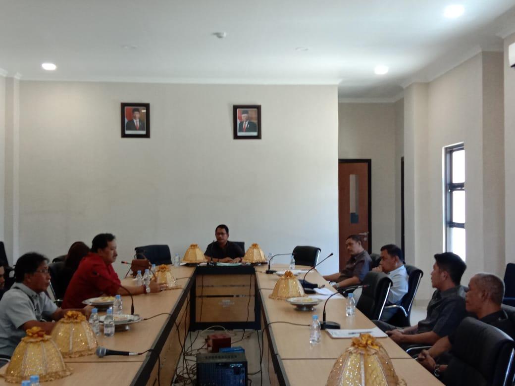Ketua DPRD Tabanan Sambangi Kantor DPRD Mamuju