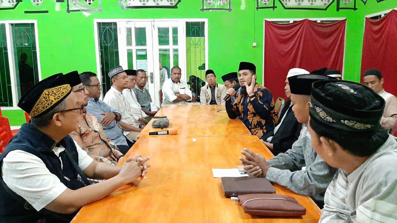 Salim Segaf Al Jufri Sambangi Markas Dakwah Wahdah Islamiyah Sulbar