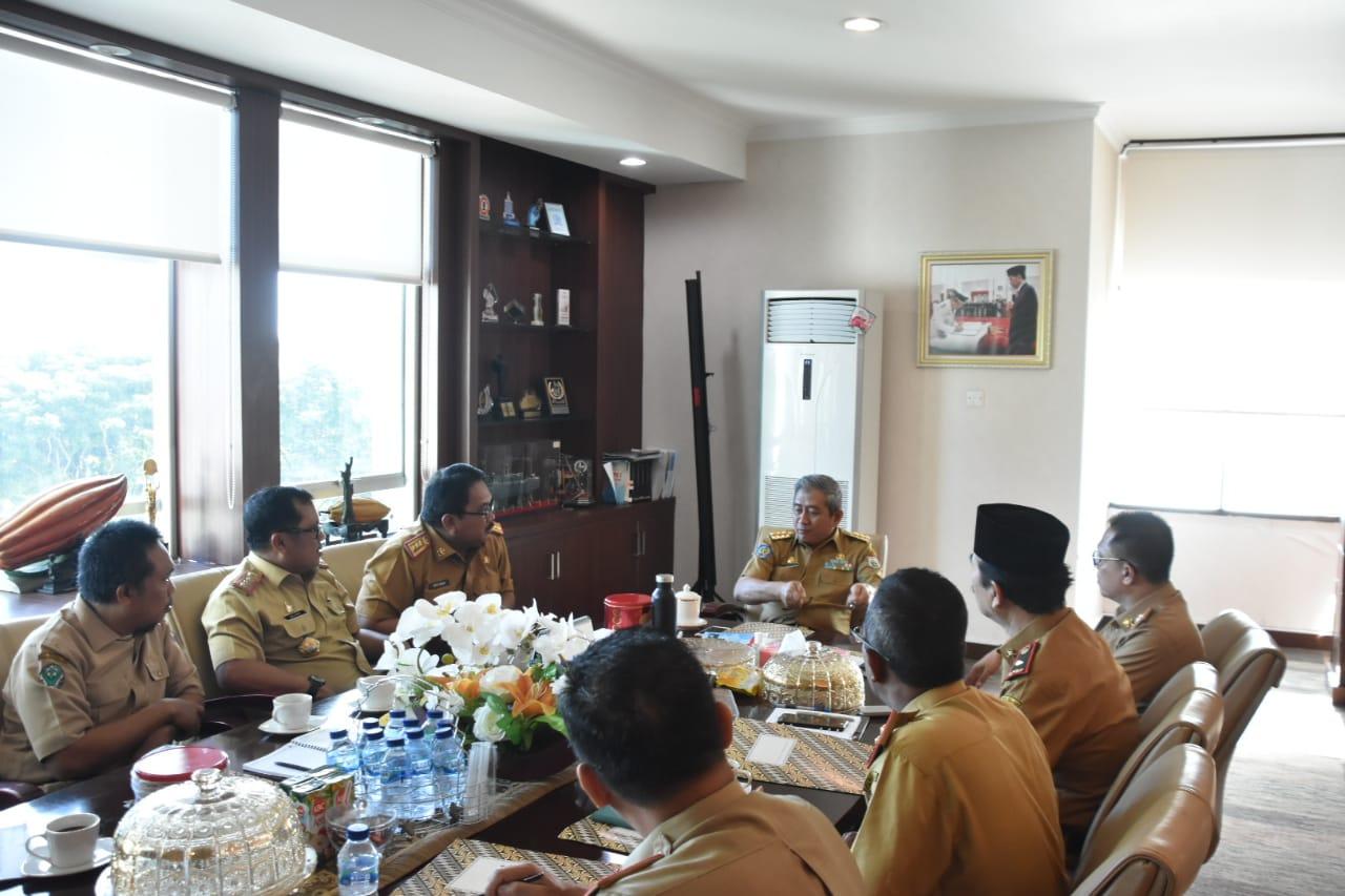 Gubernur Sulbar Himbau Seluruh Bupati Terkait Covid-19