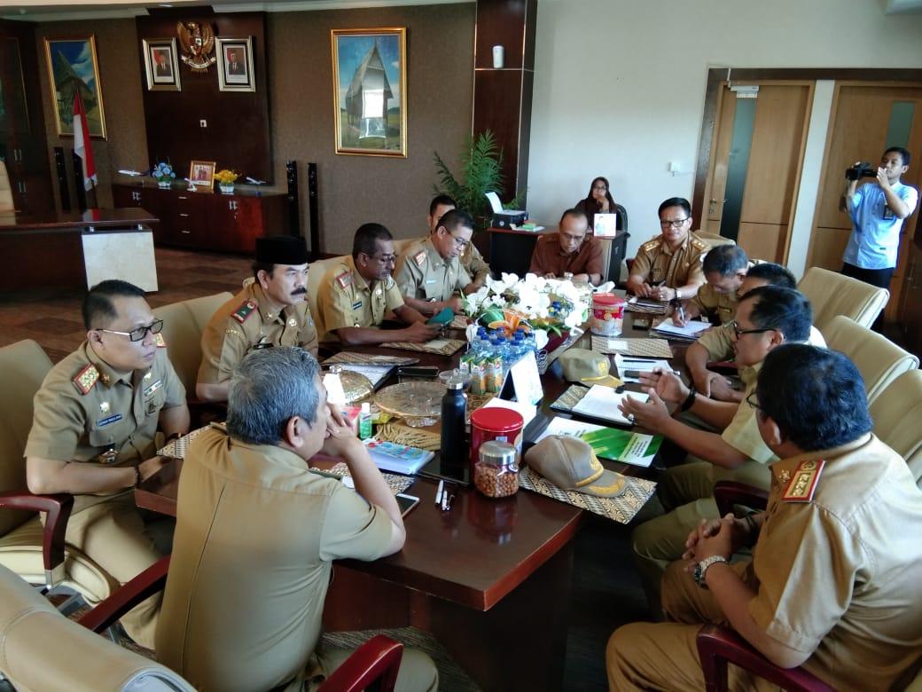 Pemprov Sulbar Maksimalkan Tim Pencegahan Covid-2019