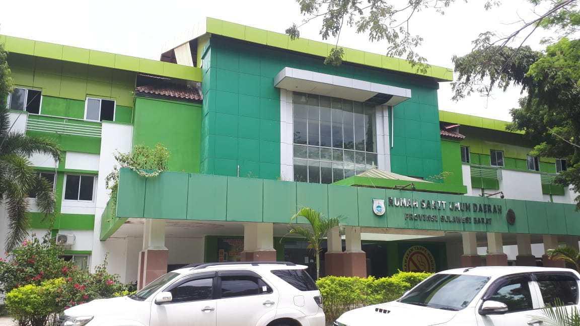 Gedung Lama RSUD Sulbar Bakal Jadi Pusat Karantina PDP Covid-19