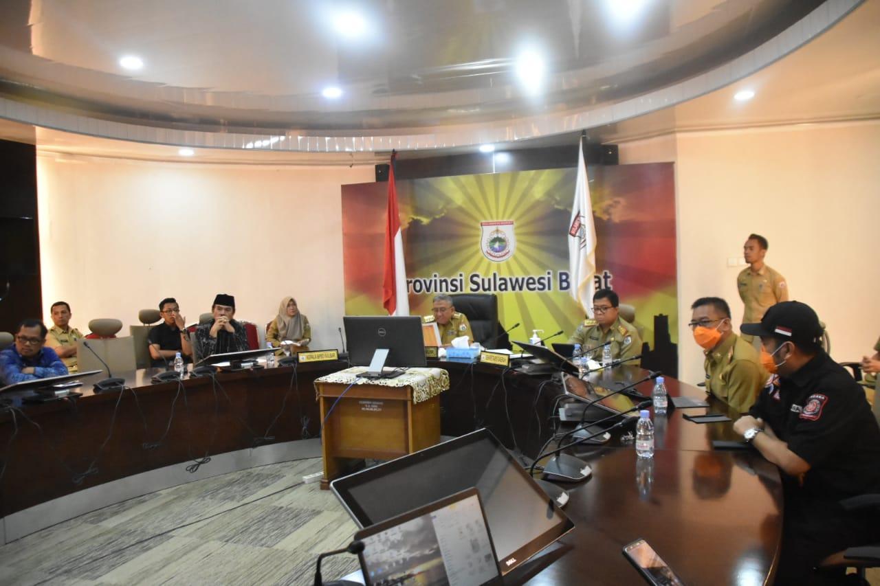 Jokowi Perintahkan Kepala Daerah Maksimalkan Anggaran Tangani Covid-19