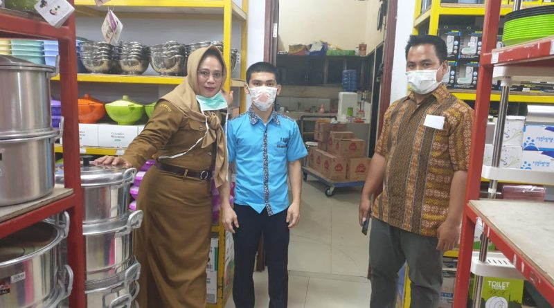 Dinas Perdagangan Mamuju Warning Pedagang Gula dan Pangkalan LPG