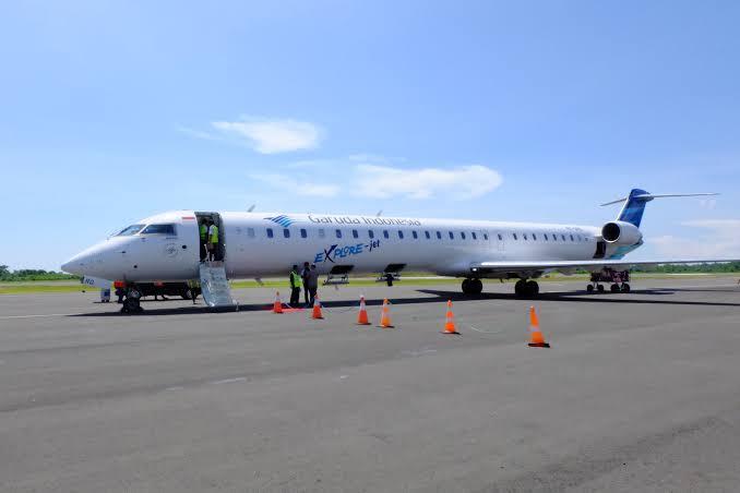 Jumlah Penerbangan di Sulbar Menurun