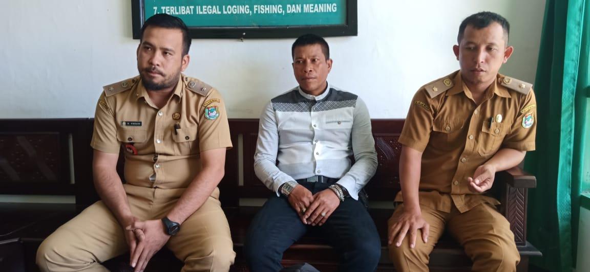 Jawab Keresahan Warga Soal Adanya Penerimaan TNI, Lurah Simboro Konfirmasi Ke Korem 142/Tatag