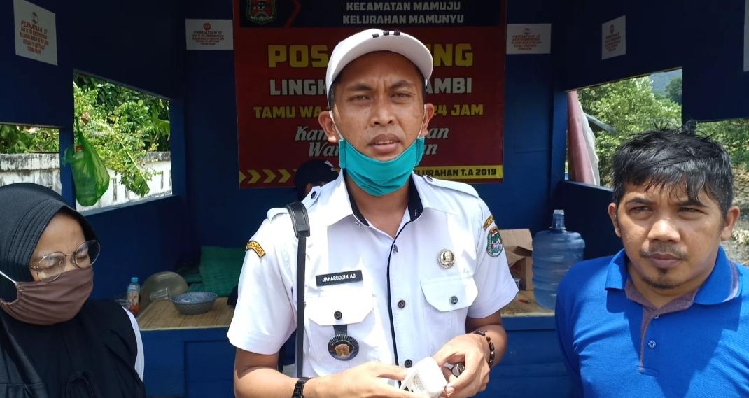 Cegah Covid-19, Kelurahan Mamunyu Aktifkan Kembali Poskamling
