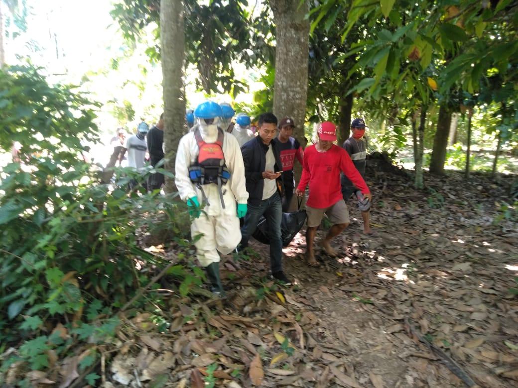 Korban Tenggelam di Mapilli ditemukan Tak Bernyawa