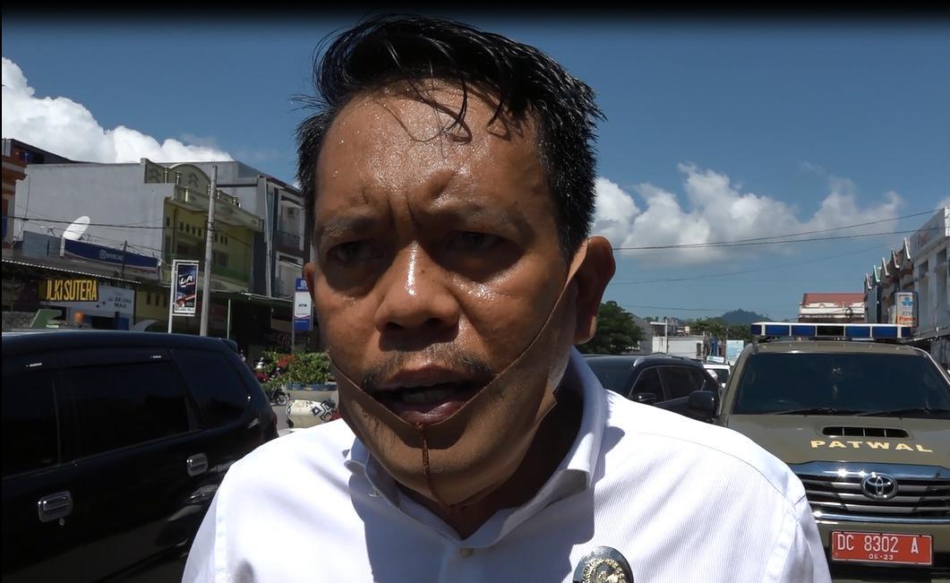 Tangani Covid-19 Wakil Ketua DPRD Mamuju Apresiasi Langkah Pemkab
