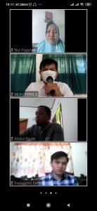 Sistem perkuliahan STIE Muhammadiyah Mamuju,  Dilakukan Secara Online.