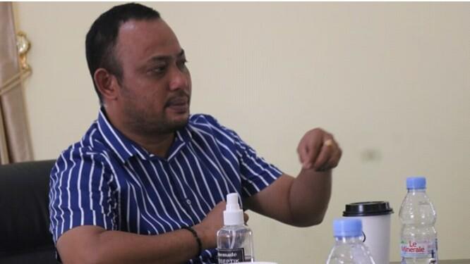 Fraksi Nasdem DPRD Mamuju Sepakat Sumbangkan Gaji Cegah Covid-19