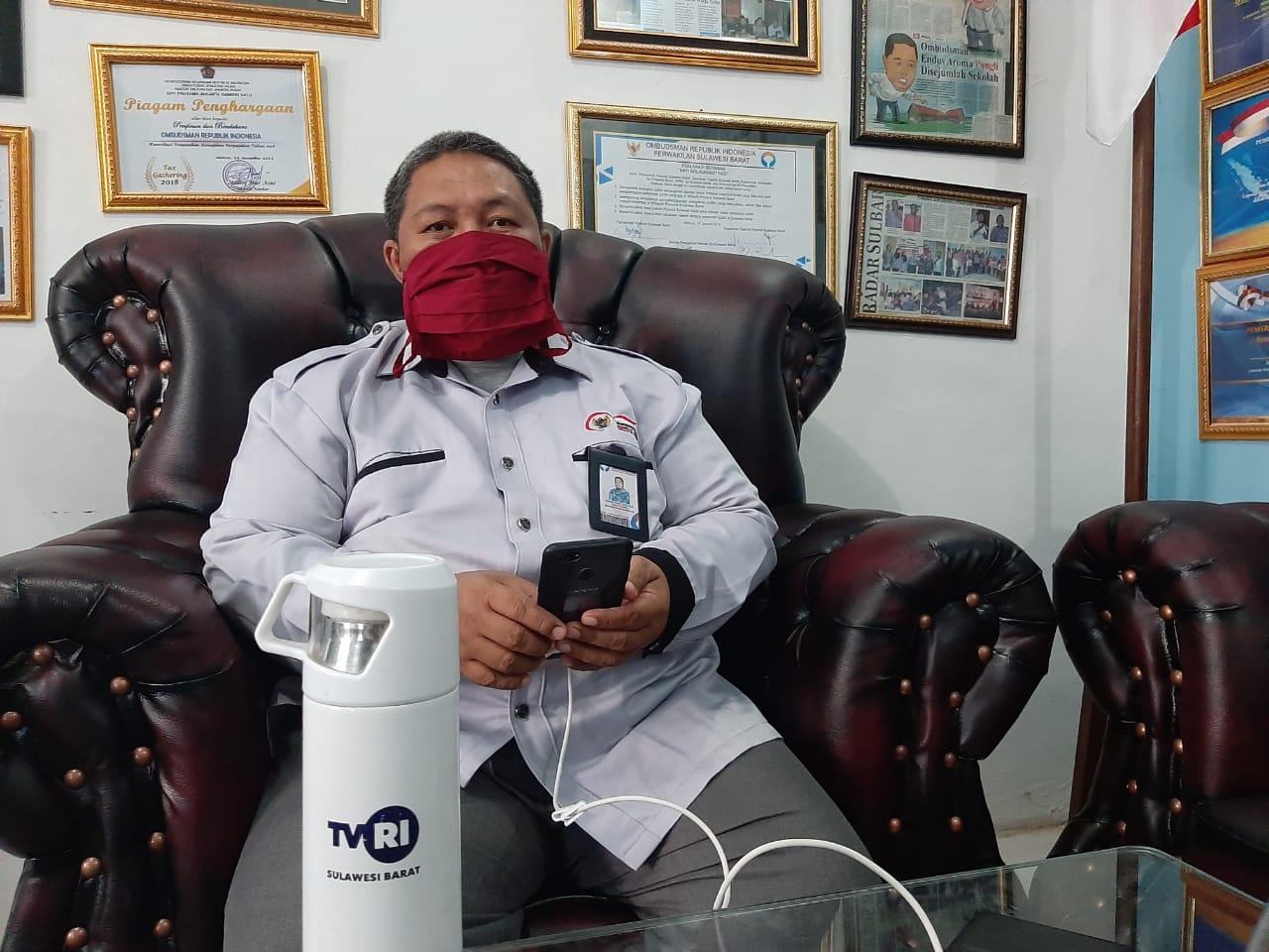 Ombudsman Sulbar : Perlu Perhatian Khusus Bagi Tenaga Medis