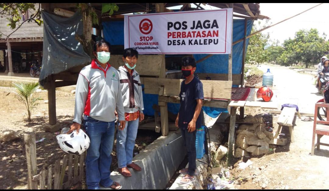 Warning, Camat Tommo Jaga Perbatasan Ekstra Ketat