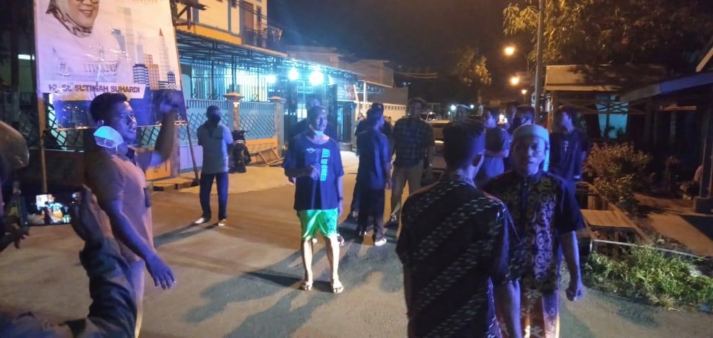 Polisi Berhasil Menggagalkan Bentrokan Warga di Mamuju