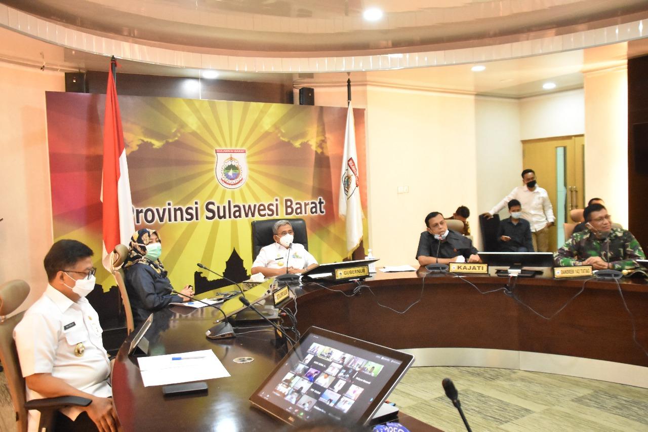 Gubernur Himbau Masyarakat Sholat Idul Fitri di Rumah