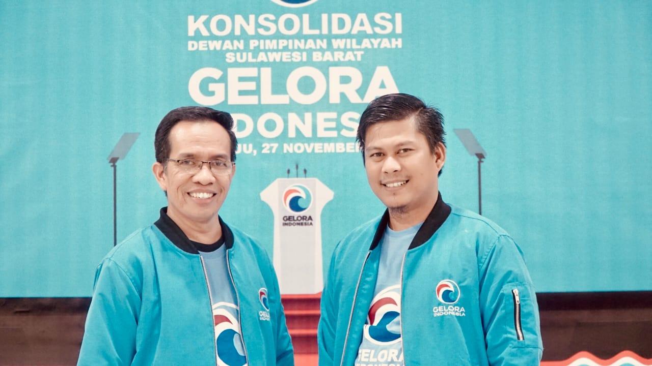 Gelora Sulbar Optimis Rekrut 20.000 Kader Pelopor Baru