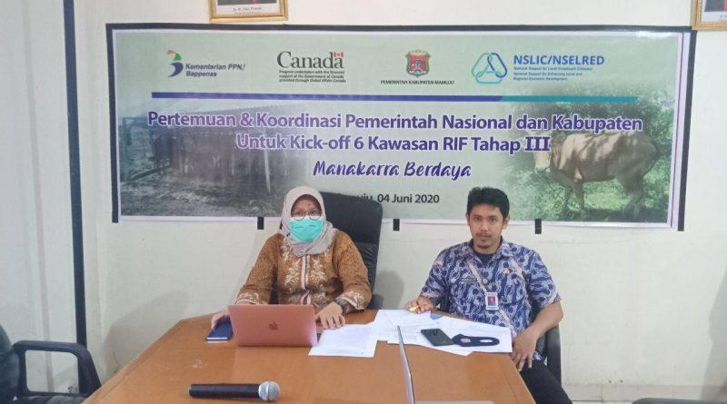 """RIF Tahap Tiga Telah """" Kick Off """", Mamuju Jadi Salah Satu Dari Enam Daerah Terpilih"""