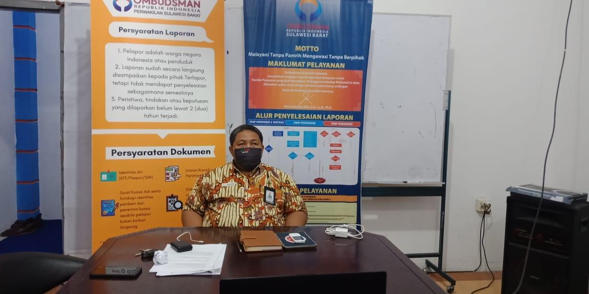 Ombudsman : Kepala Desa Adalah Tanggung Jawab Bupati