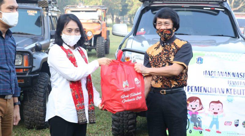 HAN 2020: Menteri PPPA Apresiasi Sinergi Dinas PPPA di Daerah dalam Pemberian Serentak Paket Pemenuhan Kebutuhan Spesifik Anak
