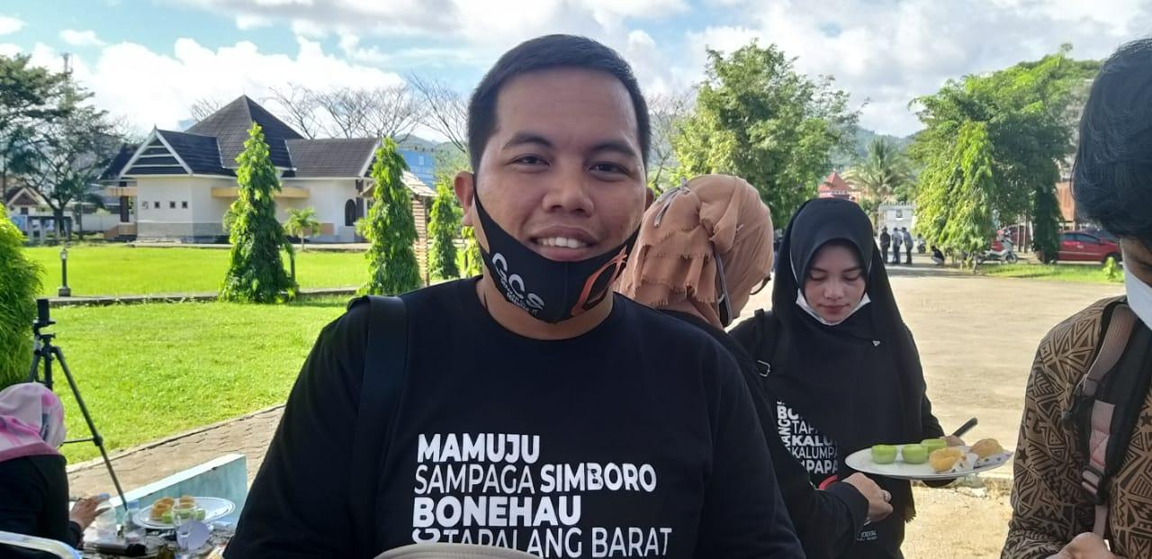 PPDP Limpahkan Tugas Kepada Istri,Satu TPS di Mamuju Lakukan Coklit Ulang