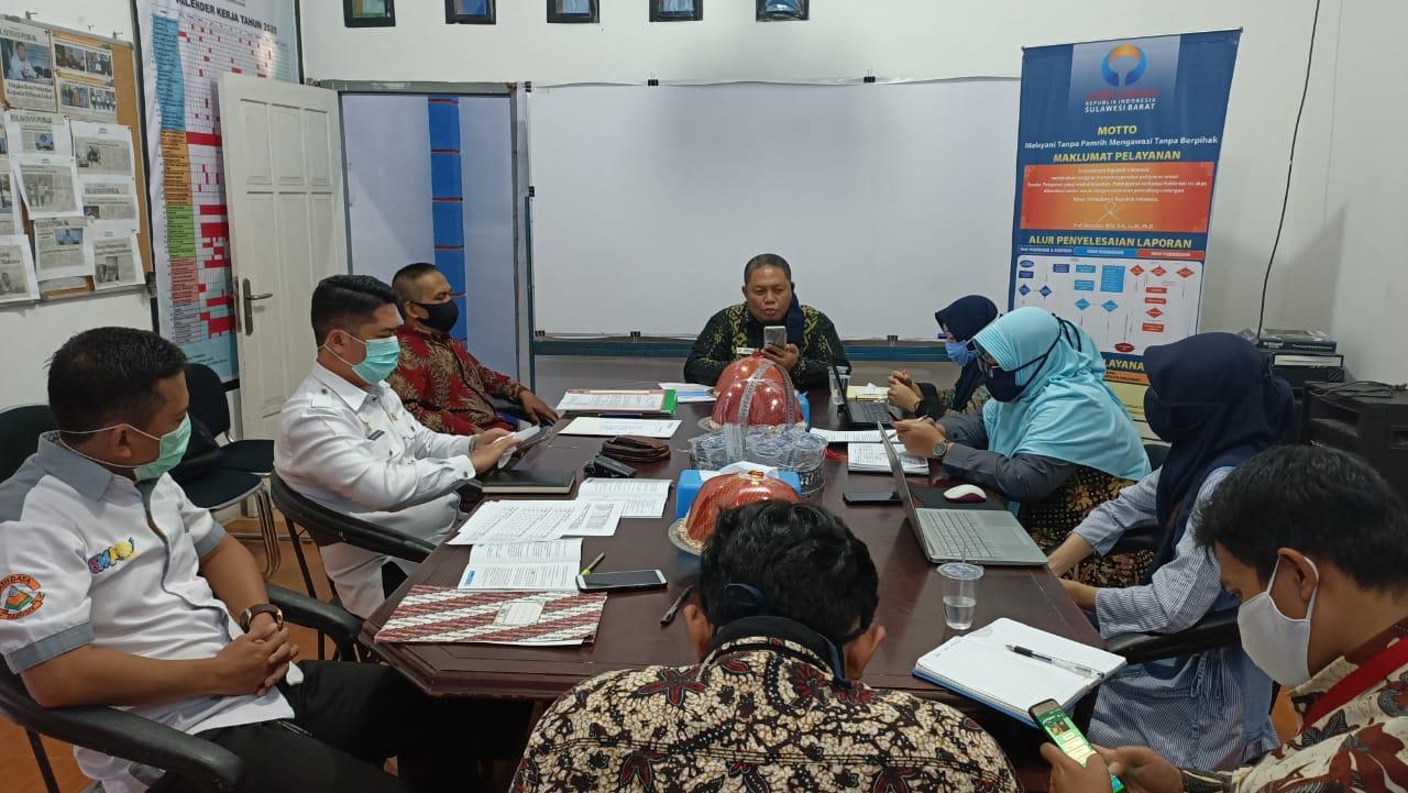 Terkait Pemotongan Dana BOS dan PIP,Ombudsman Panggil Kepala SMAN 1 Matangnga
