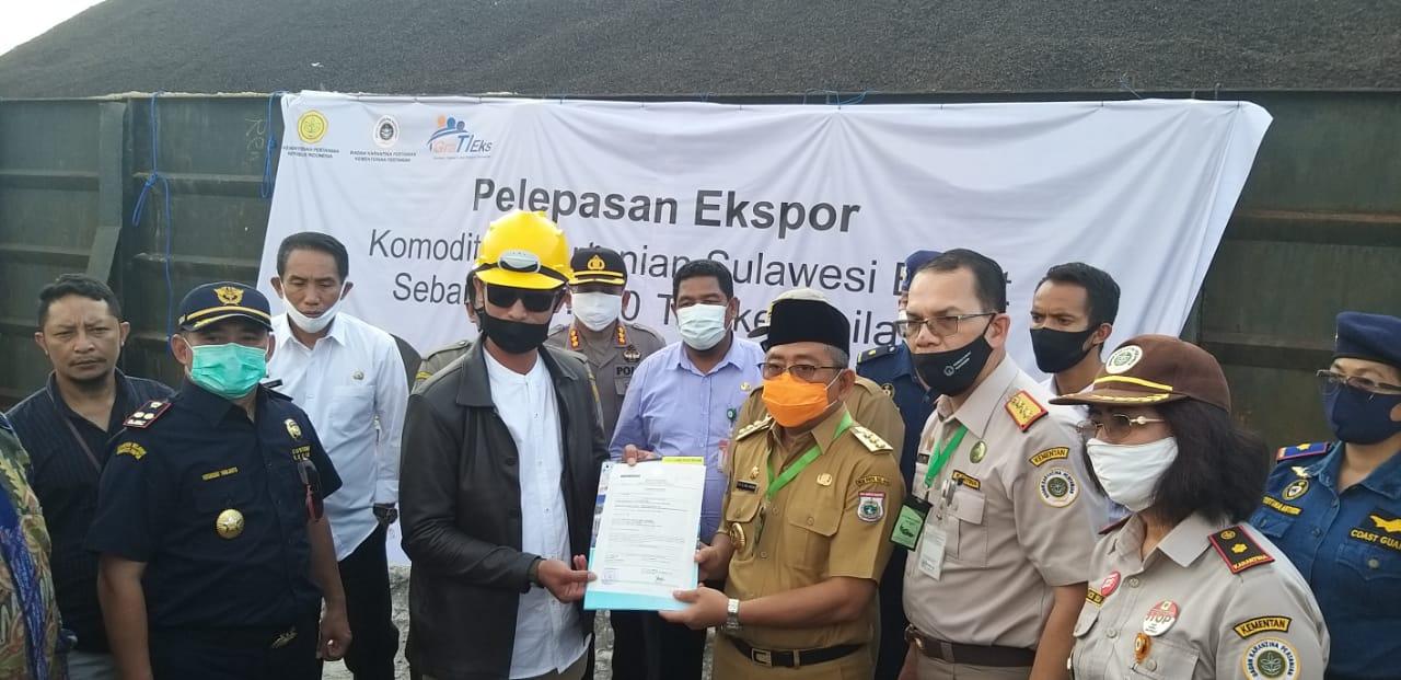 8.000Ton Cangkang Kelapa Sawit Diekspor Menuju Thailand