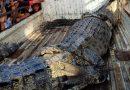 Buaya Berukuran Besar Berhasil di Tangkap Warga di Sungai Barakkang Mateng