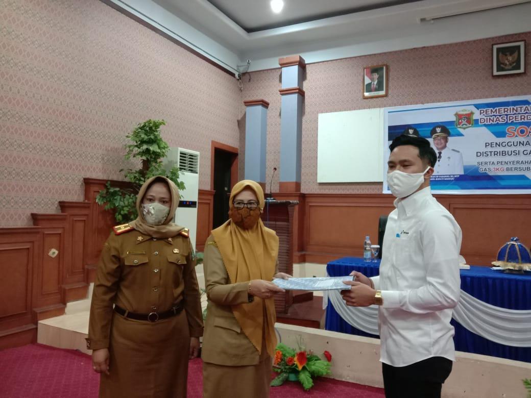 TNI POLRI Dan PNS di Harapkan Tidak Gunakan Gas Elpiji 3 kg