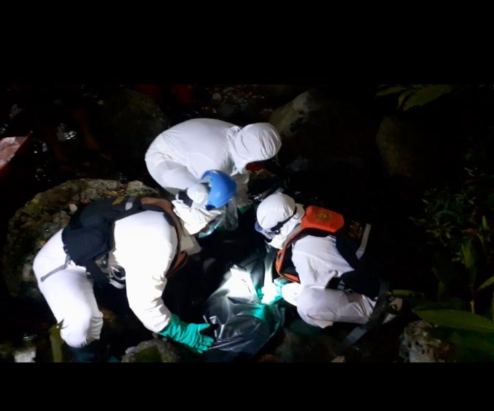 5 Hari Pencarian, Sirajuddin Ditemukan Tak Bernyawa