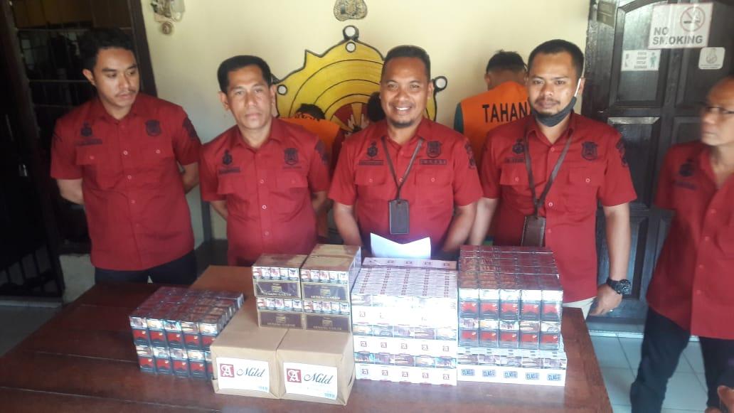 Tiga Pelaku Pencurian Rokok di Mamuju Berhasil Diringkus Polisi