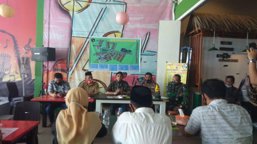 KPU Mamuju : Kelompok Pengantar Pendaftaran Bakal Paslon Pilkada Maksimal 50 Orang