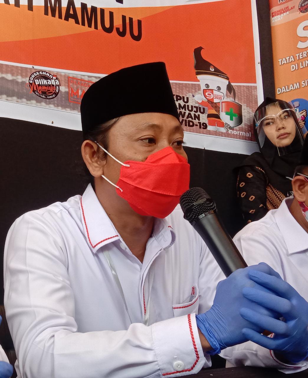 Maju Pilkada,Surat Pengunduran Diri Ado Mas'ud Dari DPRD Sementara Proses