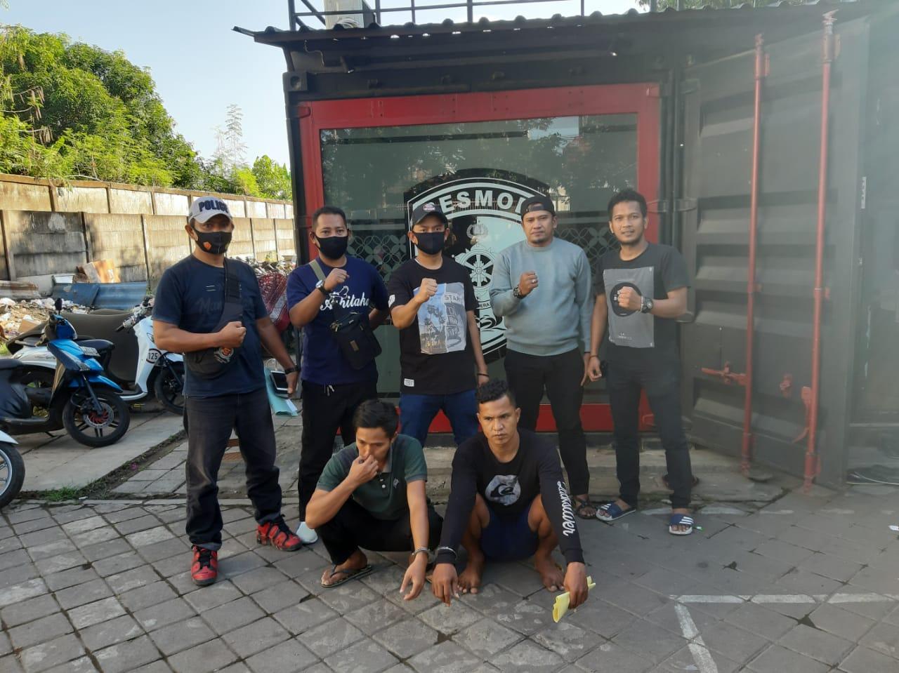 Pelaku Penganiayaan di Malunda Diamankan di Makassar