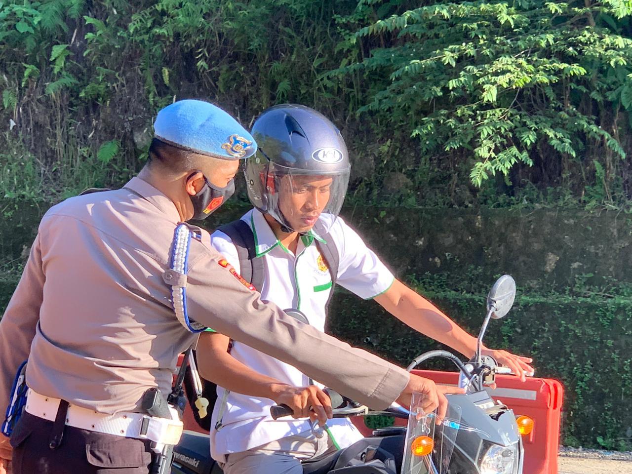 Propam Polda Sulbar Operasi Yustisia Terhadap Personil Polda Sulbar