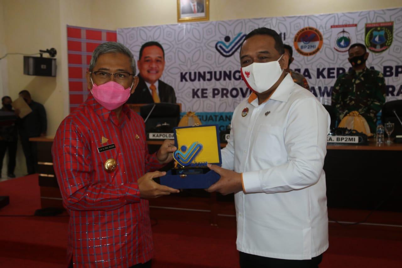 Sulbar Pertama Keluarkan Pergub Perlindungan PMI Di Indonesia