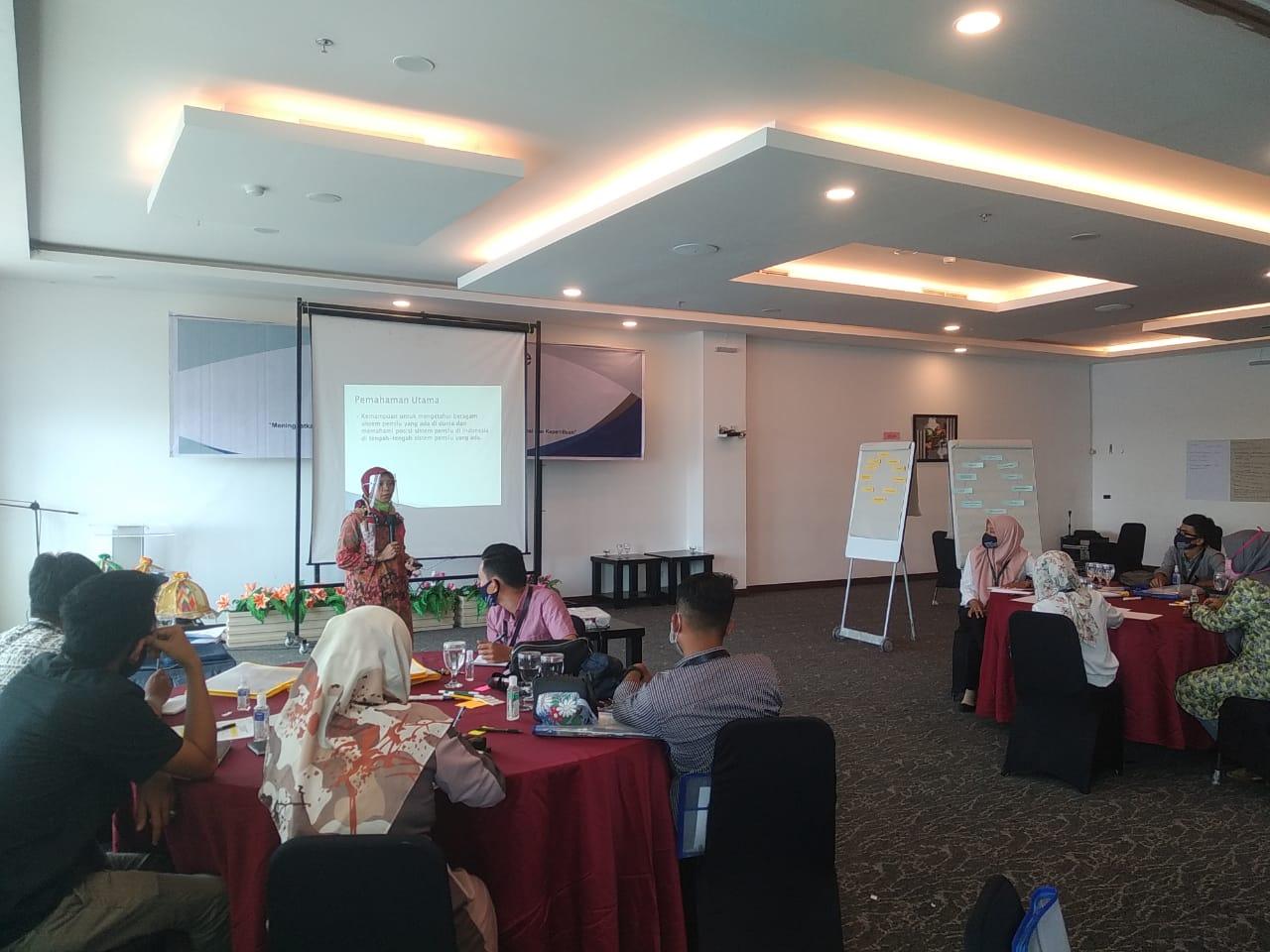 Netfid Gelar Workshop Untuk Mendorong Peningkatan Kapasitas Kepemiluan SDM Jelang Pilkada 2020