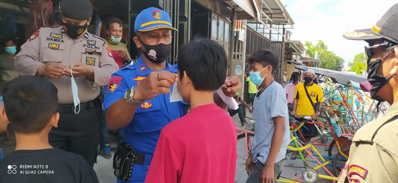 Polres Majene Gencarkan Operasi Yustisi, Kabag Ops : Tidak ada Lagi Kompromi Untuk Pelanggar