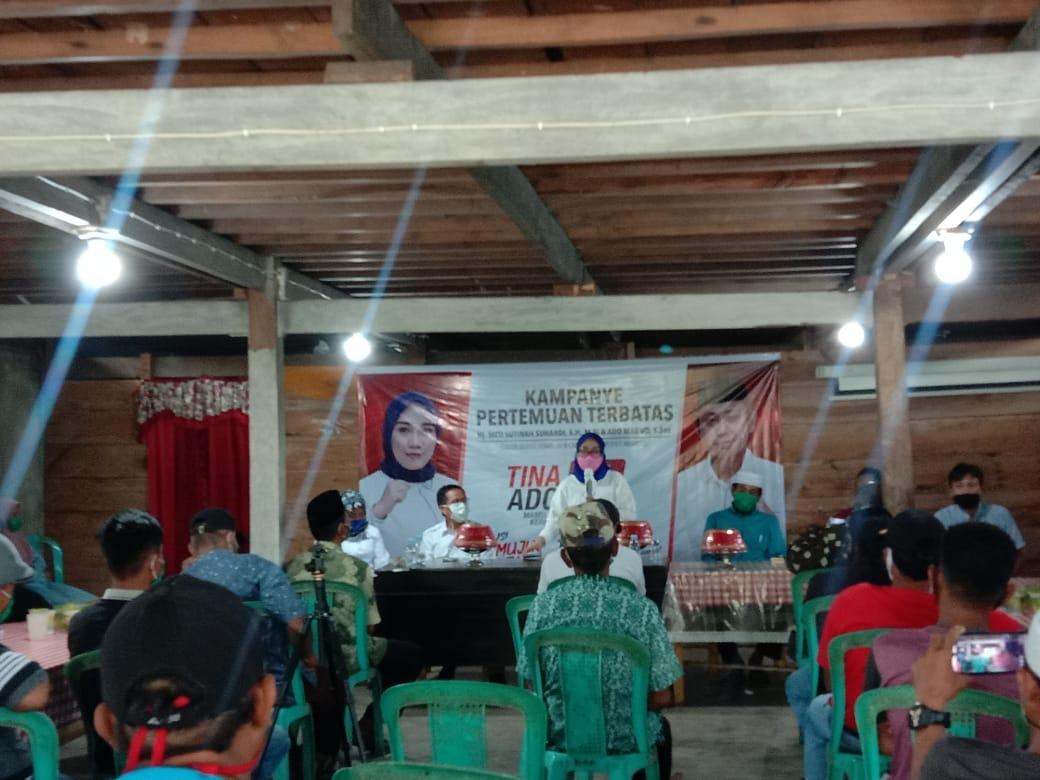 Masyarakat Desa Kalonding Keluhkan Bantuan Pertanian