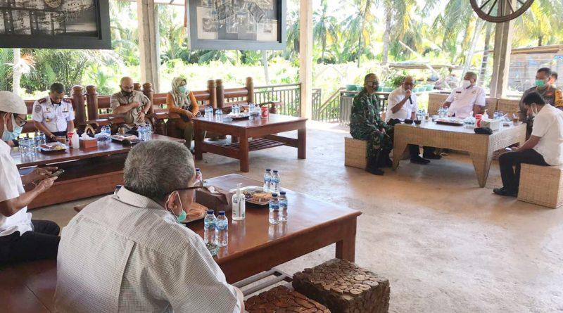 Kapolresta Siap Terlibat Penanganan Covid-19 di Kota Mamuju