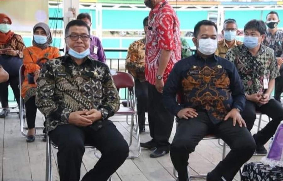 Wamen ATR/BPN Harap BUMDes Khaymoto Topoyo Jadi Contoh