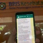 Layanan BPJS Kesehatan Bisa Diakses Lewat Pandawa