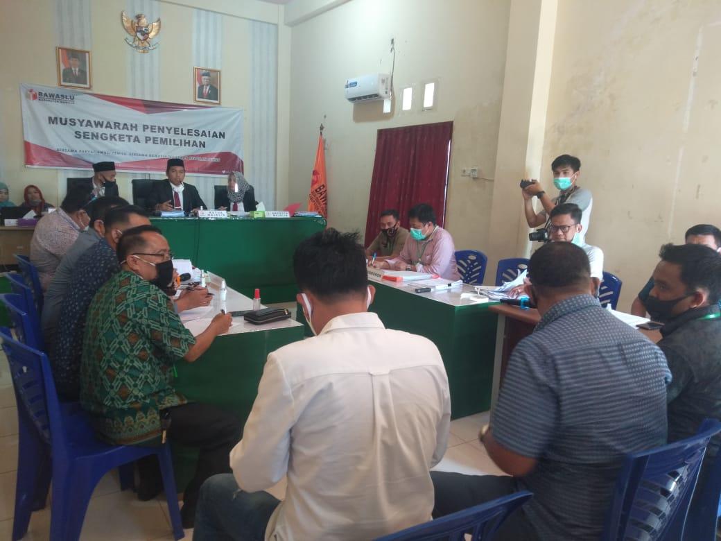 Musyawarah Sengketa Pilkada Hadirkan Saksi Saksi