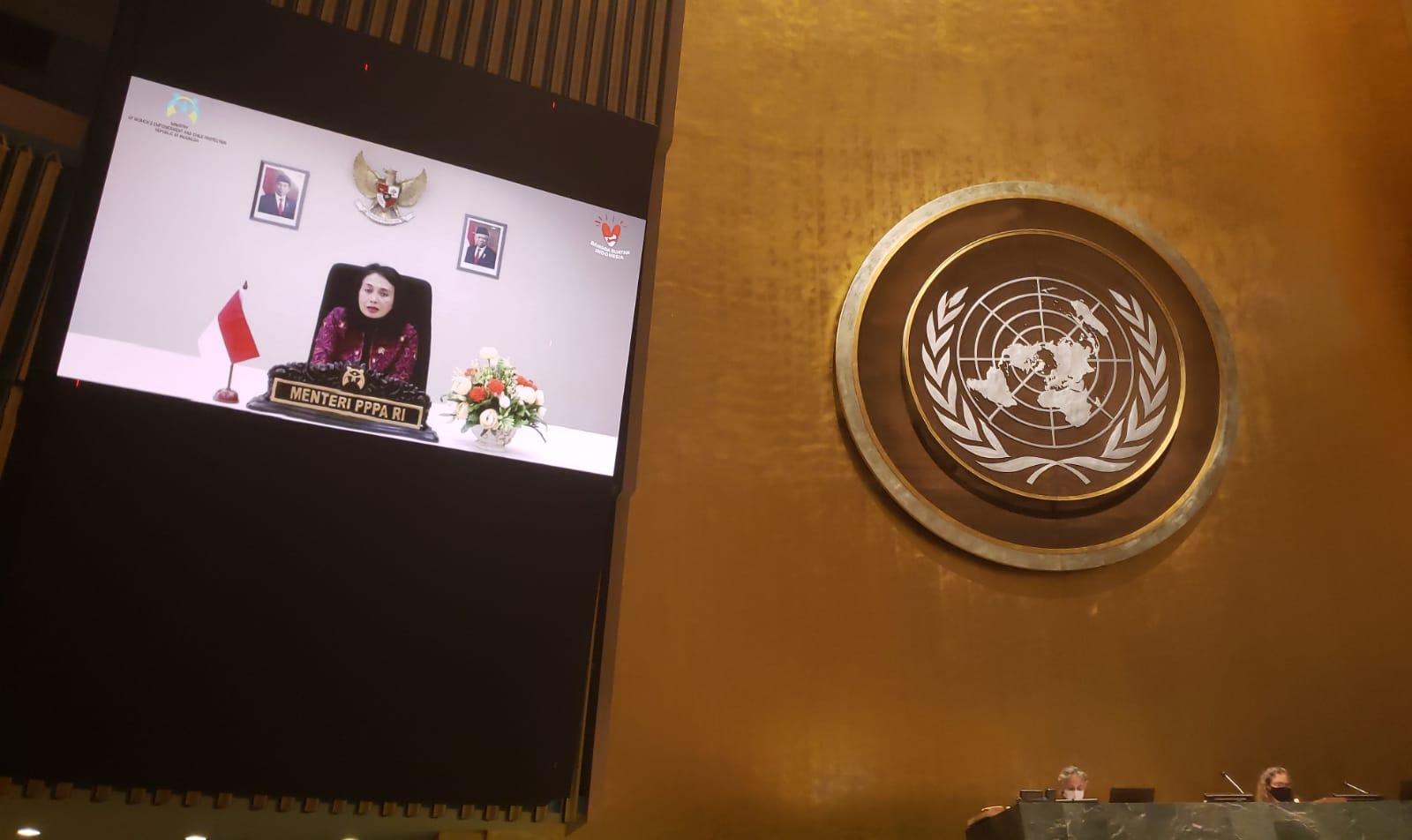 Hadiri Beijing Platform for Action, Menteri Bintang: Perkuat Kolaborasi Wujudkan Kesetaraan Gender
