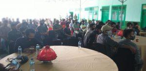 Jelang Pilkada Serentak, Korem 142/Tatag Gelar Sosialisasi Binkom AGHT