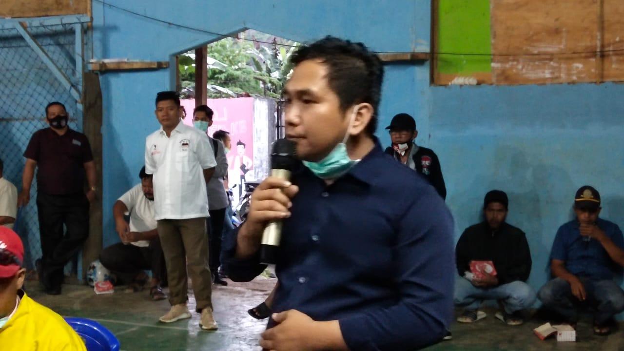 Pemuda Salletto Ajak Warga Pilih Habsi-Irwan
