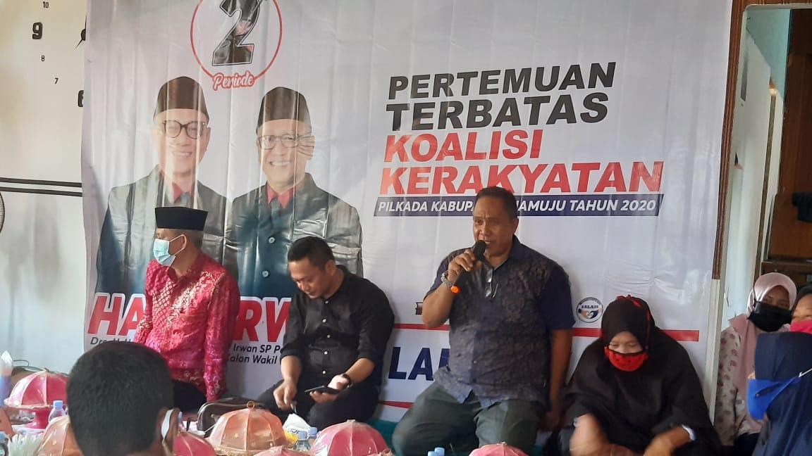 Habsi-Irwan Kampanye di sumare